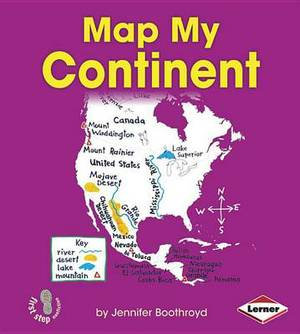 Map My Continent