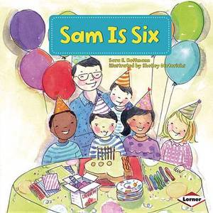 Sam is Six - Kindergarten Sight Words