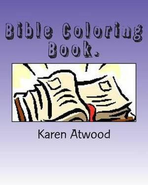 Bible Coloring Book.