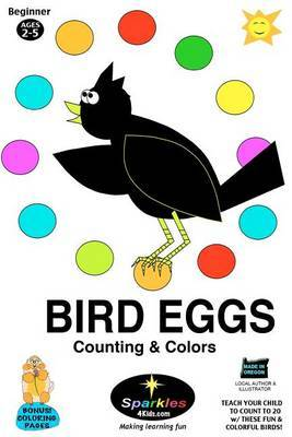 Bird Eggs - Counting & Colors  : Count to 20 with Fun & Colorful Birds!