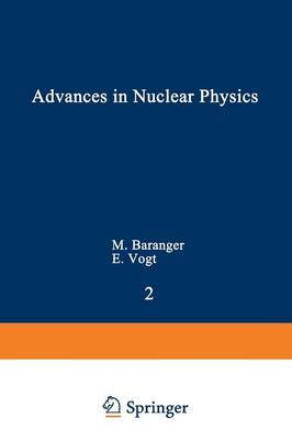 Advances in Nuclear Physics: Volume 2