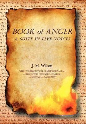 Book of Anger: A Suite in Five Voices
