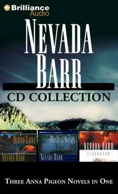 Nevada Barr CD Collection: Blood Lure / Hunting Season / Flashback