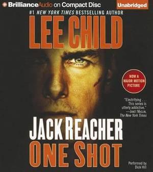 Jack Reacher: One Shot (Movie Tie-In Edition): A Novel