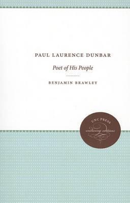 Paul Laurence Dunbar: Poet of His People