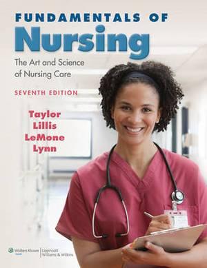 Taylor 7e Text, Sg & Prepu; Lynn 3e Text; Carpenito 14e Text; Buchholz 7e Text; Plus Lww Ndh 2014 Package