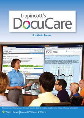 Lww Docucare One-Year Access; Porth 3e Text & Sg; Hogan-Quigley Text & Lab Manual; Pellico Text & Sg; Craven 7e Text, Sg & Checklists; Plus Dudek 7e Text Package