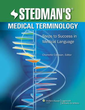 Stedman's Medical Terminology, 2e Flash Cards, and 7e Dictionary Package