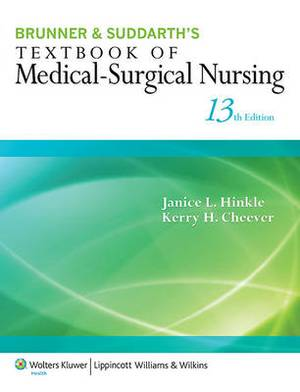 Brunner & Suddarth's Textbook of Medical-Surgical Nursing with PrepU for Brunner 13 Print Package