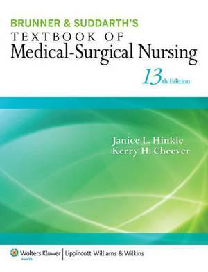 Brunner & Suddarth's Textbook of Medical-Surgical Nursing Plus Handbook Package