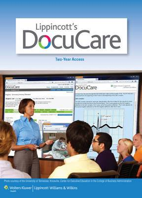 Lippincott Docucare 2 Yr; Pellico Adult Health W/Prepu; Alfaro-LeFevre Text 8e; Plus Ralph Reference 9e Package