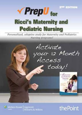 Ricci 2e Prepu; Sprinhouse Pediatric Nursing Mie; Plus Springhouse 2e Maternal-Neonatal Nursing Mie Package
