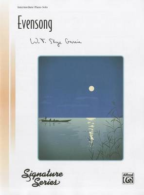 Evensong: Sheet