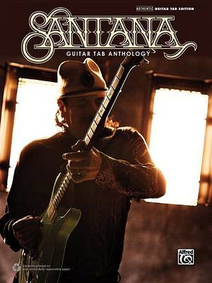 Santana -- Guitar Tab Anthology: Guitar Tab