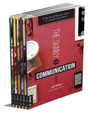 The Skinny: Practical Youth Ministry Topics in Six Little Books: (Set of 6)