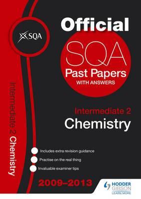 SQA Past Papers Intermediate 2 Chemistry: 2013