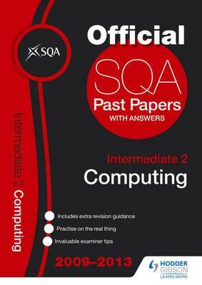 SQA Past Papers Intermediate 2 Computing: 2013