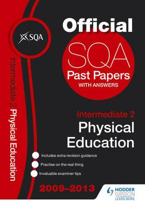 SQA Past Papers Intermediate 2 Physical Education: 2013
