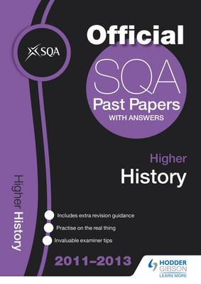 SQA Past Papers Higher History: 2013