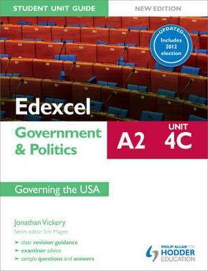 EDEXCEL A2 GOVERNMENT