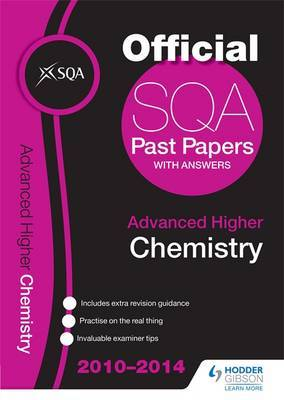 SQA Past Papers 2014-2015 Advanced Higher Chemistry