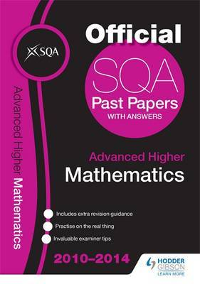 SQA Past Papers 2014-2015 Advanced Higher Mathematics