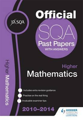 SQA Past Papers 2014-2015 Higher Mathematics