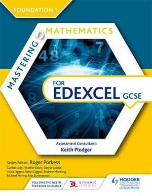 Mastering Mathematics for Edexcel GCSE: Foundation 1