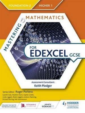 Mastering Mathematics for Edexcel GCSE: Foundation 2/Higher 1