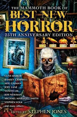 The Mammoth Book of Best New Horror 25: Volume 25