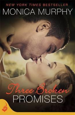 Three Broken Promises: One Week Girlfriend Book 3