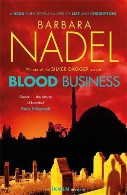 Blood Business (Ikmen Mystery 22)