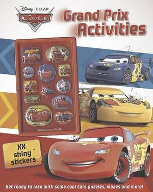 Disney Pixar Cars Grand Prix Activities