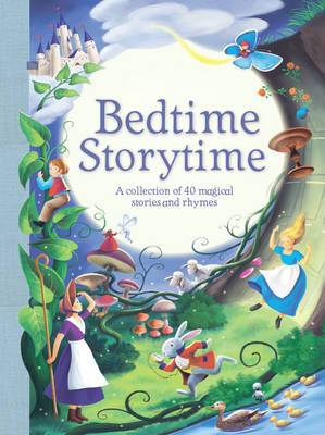 Bedtime Storytime (Storybook and Rhyme Treasury)