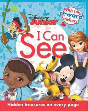 Disney Junior I Can See