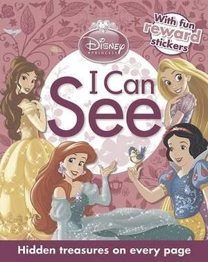 Disney Princess I Can See