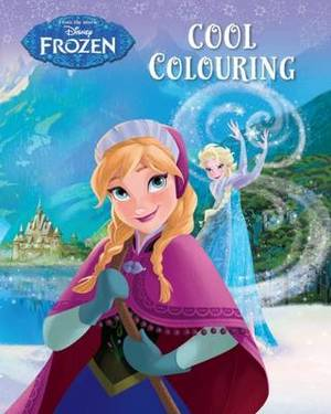 Disney Frozen Cool Colouring