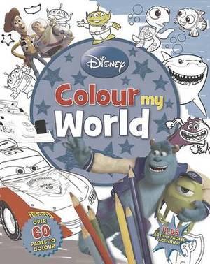 Disney Pixar Colour My World