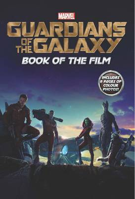 Marvel 'Guardians of the Galaxy' Book of the Film