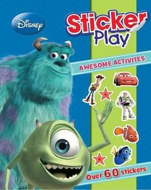 Disney Pixar Sticker Play