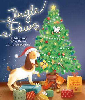 Jingle Paws - An Enchanting Christmas Story by Margaret Wise Brown