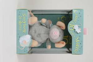 Count to 10 With a Mouse: Storybook and Cuddly Toy Gift Set