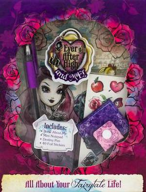 Ever After High and Me Journal Set