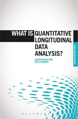 What is Quantitative Longitudinal Data Analysis?