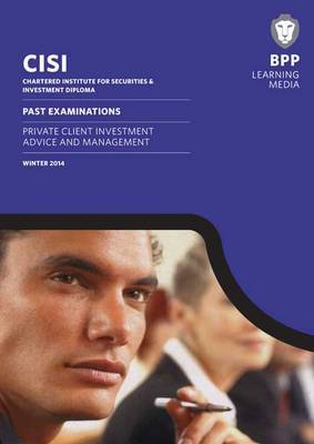 CISI Diploma Private Client Investment Advice and Management: Past Exams