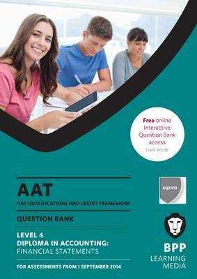 AAT Financial Statements: Question Bank