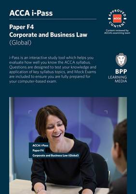 ACCA F4 Corporate and Business Law (Global): i-Pass