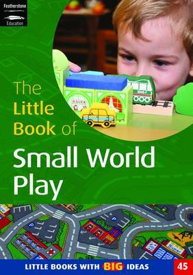 The Little Book of Small World Play: Little Books with Big Ideas (45)