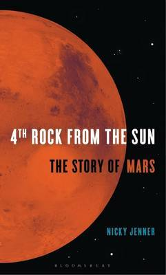 Mars is the fourth planet from the sun, in between Earth