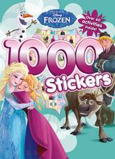 What Could Be More Fun Than A Book Full Of Your Favourite Disney Frozen Colouring Scenes How About Adding 1000 Ice Cool Stickers And Over 60 Awesome
